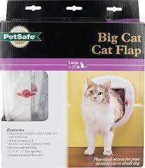 Interior Cat Door With Flap by Petsafe 4 Way Locking Cat Door Chewy Com