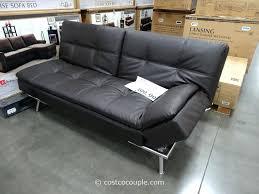 newton chaise sofa bed costco sofa bed costco futon pulaski newton chaise leather