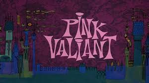 the pink panther show pink valiant the pink panther show