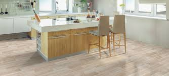 Kitchen Vinyl Flooring by Kitchen Floor Scandinavian Kitchen Design White Flat Cabinets