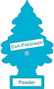 24 pack car freshner 10225 trees air freshener powder