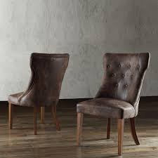 Suede Dining Room Chairs Dining Chairs Amazing Microsuede Dining Chairs Images Microsuede
