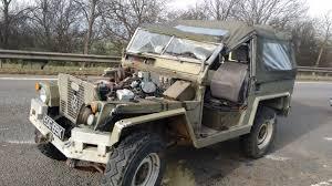 land rover forward control lightweight