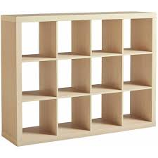 Cubic Bookcase Better Homes And Gardens 12 Cube Organizer Multiple Colors