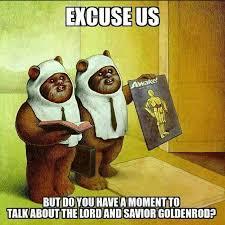 Ewok Meme - ewok starwars atheist memes etc pinterest starwars and memes