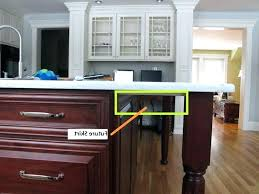 kitchen island outlet pop up electrical outlet kitchen island electrical outlets