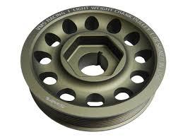 nissan 350z oem wheels 03 06 nissan 350z light weight aluminum crankshaft crank pulley