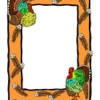 Thanksgiving Writing Paper Thanksgiving Border For Writing Bootsforcheaper Com