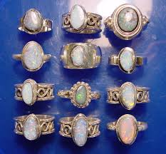dark blue opal opal jewellery page