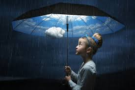 little with umbrella 5k retina ultra hd wallpaper and