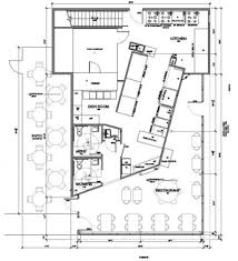 restaurant kitchen floor plans find house plans basic restaurant