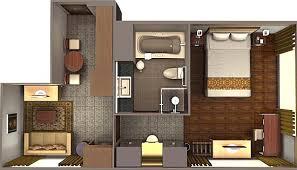 Hotel Room Floor Plan Design 3d Room Layout Ingenious Idea Hotel Room Layout Dansupport