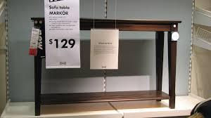ikea sofa table sofa table ikea ikea hemnes sofa table ikea lack sofa table