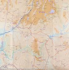 Map Of Southwest Usa Map Of South Western Usa 1 000 000 Itm U2013 Mapscompany