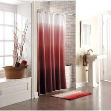 Window Box Curtains Attractive Threshold Ombre Curtains Decor With Platte Dip Dye Gray