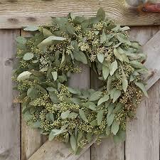 eucalyptus wreath seeded eucalyptus wreath terrain