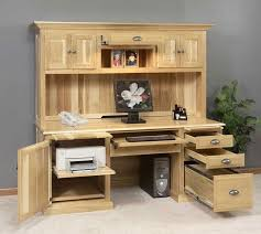 Computer Hutch Desk With Doors 34 Best Computer Desk With Hutch Images On Pinterest Desk Hutch