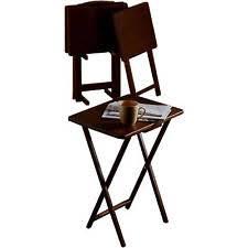 mainstays tv tray tables ebay