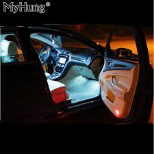 Interior Car Led Light Kits Aliexpress Com Buy For Ford Mondeo Mk4 Mk Iv Canbus Car Led Lamp