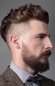 curly hair combover shaved sides haircuts for men 2016 men s hairstyles and haircuts