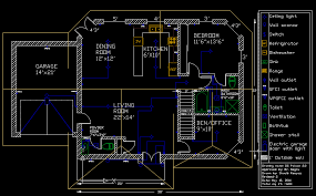 collections of floor plan using autocad free home designs