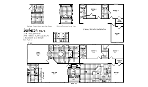 burleson 5076 oak creek homes double wides pinterest new floorplans oak creek homes