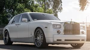 roll royce panda rolls royce phantom on forgiato maglia wheels by california wheels