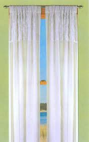Smocked Drapes Sheer Window Curtains ï Thecurtainshop Com