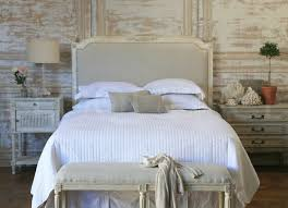 custom upholstered beds this beautiful country styled bedroom has