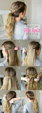 a quick and easy hairstyle i can fo myself ponytails are such a great go to hairstyle they re quick easy