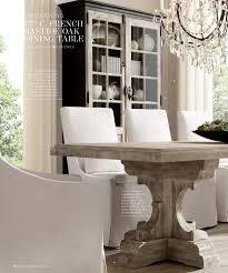 Lake House Dining Room Ideas Rh Source Books I Like The Base Of This Table Diy Home Reno