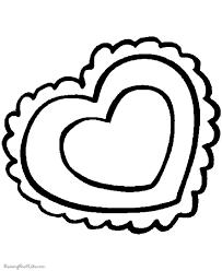 free valentines printables coloring