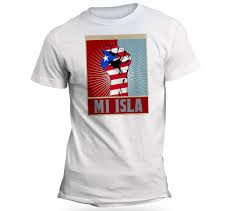 Flag T Shirt We Pray For Puerto Rico Mi Isla Fist Flag T Shirt Men U0027s Sizes S