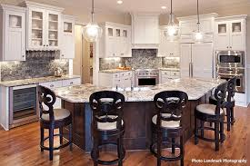 kitchens with large islands trending functional and timeless kitchens gonyea homes
