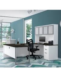 christmas savings on bestar pro concept plus u desk with frosted