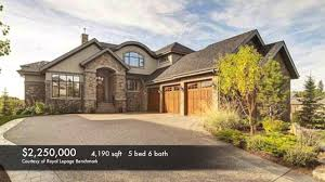 8 most expensive homes in springbank hill calgary luxury real
