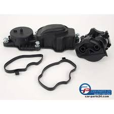 filter crankcase breather for bmw with m57 diesel engine e46 e60