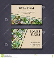 tile business cards decorate ideas beautiful and tile business