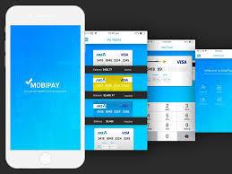 free psd mobile app payment app ui template free psd pinterest