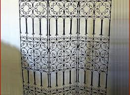 Moroccan Room Divider Iron Room Divider Screens New Moroccan Screen Wrought Inside 6