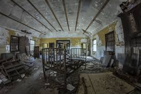abandoned spaces urban explorers u0027 indulge a fascination for abandoned buildings