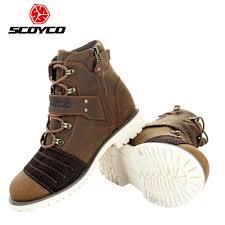 brown motorcycle shoes popular brown motorcycle shoes buy cheap brown motorcycle shoes