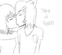 Tara/Neko by ~sayanorarain on deviantART - tara_neko_by_sayanorarain-d5xtk89