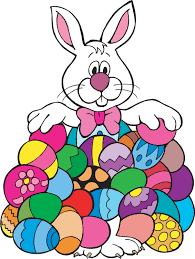 rabbit easter basket 12148 easter basket clipart easter basket clipart clipartfan