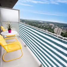 Netting For Patio by 20 U0027x2 1 2 U0027 Patio Sun Shade Net Sail Screen Mesh Netting Balcony