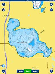 Lake Sakakawea Map Lake Of The Week Northland Fishing Tackle