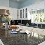 Blue Countertop Kitchen Ideas Category Amazing Kitchen Design Ideas Decorating And Decor