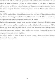 consolato generale d italia a casablanca gli italiani nel regno marocco pdf