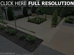 low maintenance backyard design garden ideas