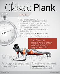 7 amazing things that will happen when you do plank every day